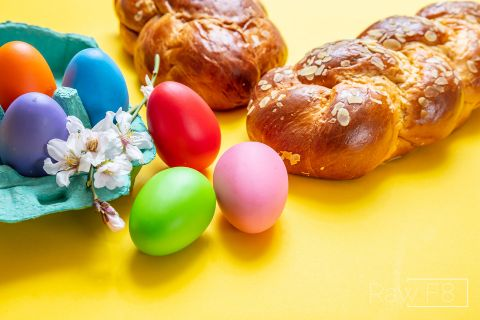 Easter Sunday is one of the most festive events among Christians worldwide